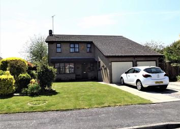 Thumbnail 4 bed detached house for sale in Farmers Gate, Holbeach, Spalding