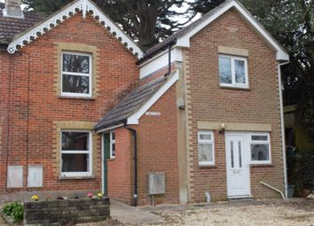 Thumbnail 5 bed semi-detached house for sale in 1 Mount Lodge, Queens Road, Freshwater, Isle Of Wight