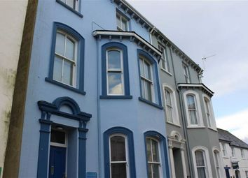 Thumbnail 1 bedroom flat for sale in Chestnuts Flats, Sutton Street, Tenby
