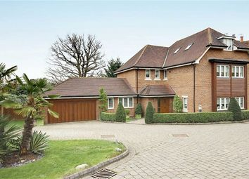 Thumbnail 5 bed detached house for sale in Chase Green, Cuffley, Hertfordshire