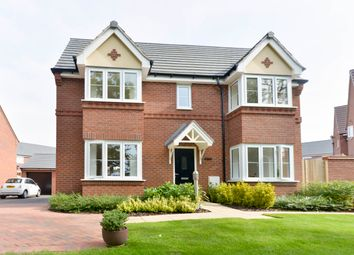 Thumbnail 3 bed detached house for sale in Poplar Way, Whitnash, Leamington Spa