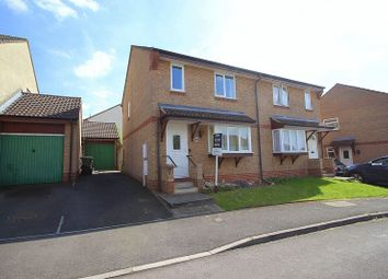 Thumbnail 3 bed semi-detached house for sale in Pendragon Park, Glastonbury