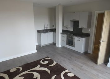 Thumbnail 2 bed flat to rent in Park Road, Peterborough