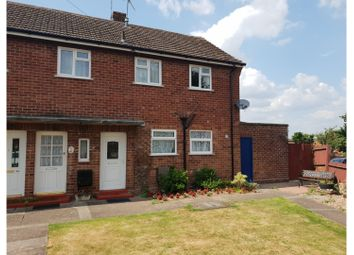Thumbnail 1 bed flat for sale in Mercia Close, Bromsgrove