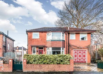 Thumbnail 4 bed detached house for sale in Dartford Avenue, Eccles, Manchester