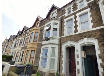 Thumbnail 4 bedroom flat to rent in 125 Claude Road, Roath, Cardiff