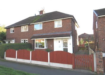 Thumbnail 3 bed semi-detached house for sale in Townshend Road, Lostock Gralam, Northwich
