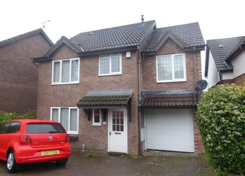 Thumbnail 4 bedroom property to rent in Priory Court, Bryncoch, Neath