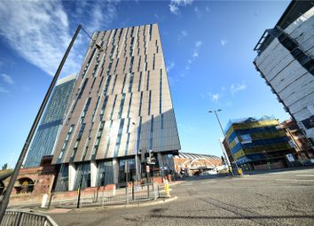 Thumbnail 3 bed flat for sale in Axis Tower, 9 Whitworth Street West, Manchester