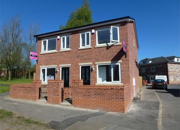 Thumbnail 3 bed semi-detached house to rent in Spring Lane, Radcliffe, Manchester
