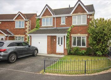 Thumbnail Detached house for sale in Lapford Drive, Northburn Green, Cramlington
