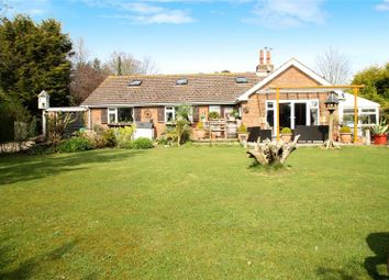 Thumbnail 5 bed detached bungalow for sale in Arundel Road, Castle Goring, Worthing
