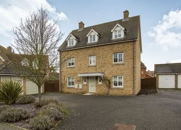 Thumbnail 5 bed property for sale in Knight Road, Rendlesham, Woodbridge