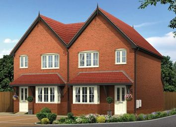 Thumbnail 3 bedroom semi-detached house for sale in The Wyre, West Park Drive, Macclesfield, Cheshire