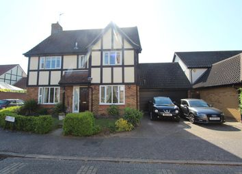 Thumbnail 4 bed detached house for sale in Hedgelands, Copford, Colchester