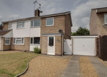 Thumbnail 3 bedroom property for sale in Quorn Close, Newborough, Peterborough
