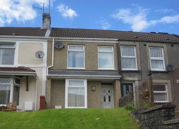 Thumbnail 2 bedroom terraced house for sale in 15 Commercial Street, Ystalyfera, Swansea.