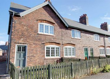 Thumbnail 3 bedroom end terrace house to rent in Model Village, Creswell, Worksop, Nottingham
