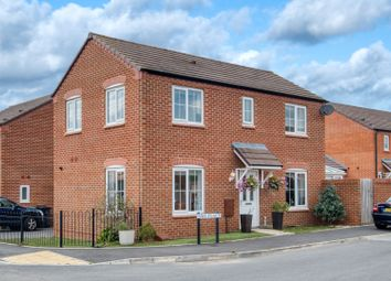 Thumbnail 3 bed detached house for sale in Ash Place, Bidford On Avon