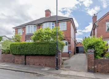 Thumbnail 3 bed semi-detached house for sale in Cobden Street, Stoke-On-Trent, Staffordshire