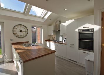 Thumbnail 4 bed detached house for sale in Thorne Crescent, Worsley, Manchester