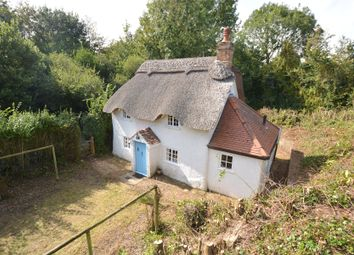 Thumbnail 2 bed detached house for sale in Lymore Lane, Milford On Sea, Lymington, Hampshire