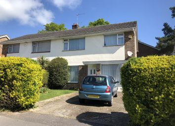 Thumbnail 3 bed semi-detached house to rent in Diprose Road, Corfe Mullen, Wimborne