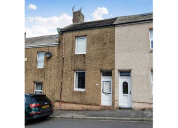 Thumbnail 2 bed terraced house for sale in South Row, Whitehaven