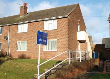 Thumbnail 2 bed maisonette for sale in Brackenwood Road, Burton-On-Trent, Staffordshire