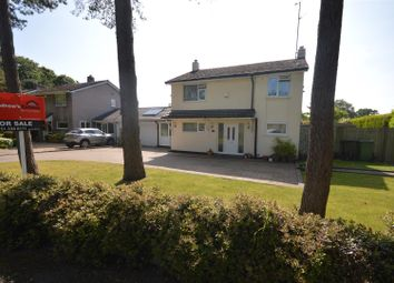 Thumbnail 4 bed detached house for sale in Leighton Road, Parkgate, Neston