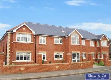 Thumbnail 2 bed flat for sale in Christine Court, Feltham Hill Road, Ashford, Surrey