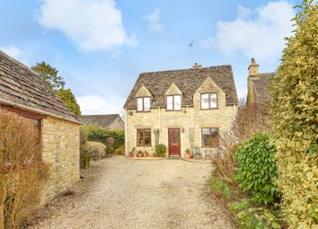 Thumbnail 4 bed detached house for sale in Church Street, Meysey Hampton, Cirencester