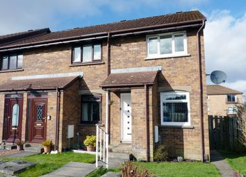 Thumbnail 2 bedroom end terrace house for sale in Selkirk Place, Brancumhall, East Kilbride