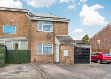 Thumbnail 2 bed town house for sale in Swithin Drive, Fenpark, Stoke-On-Trent