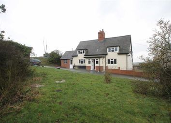 Thumbnail 4 bed detached house to rent in Brooks, Welshpool