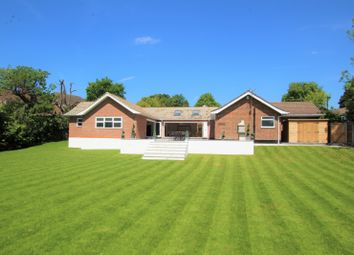 Thumbnail 5 bedroom bungalow for sale in The Ridgeway, Enfield Chase