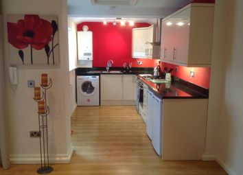 Thumbnail 2 bed flat to rent in Buxton Road, Macclesfielod
