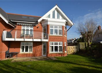 Thumbnail 3 bed flat for sale in Belle Vue House, 19 Belle Vue Road, Exmouth, Devon