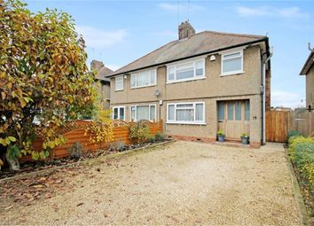 Thumbnail 3 bed semi-detached house for sale in Northampton Lane North, Moulton, Northampton