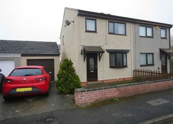 Thumbnail 3 bed semi-detached house for sale in 9 Winchester Drive, Whitehaven, Cumbria