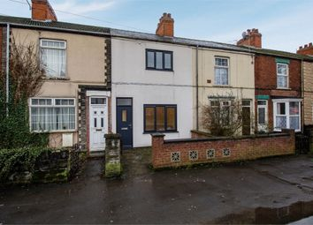 2 bed terraced house for sale in Bridge Street, Brigg, Lincolnshire DN20