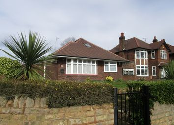 Thumbnail 3 bedroom detached bungalow for sale in Sunny Row, Knole Road, Wollaton, Nottingham