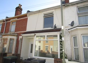 3 bed terraced house to rent in Queens Road, Gosport PO12