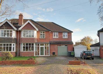 Thumbnail 5 bed semi-detached house for sale in Clarendon Avenue, Hilperton, Trowbridge