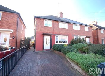 Thumbnail 3 bedroom semi-detached house for sale in Beverley Road, West Bromwich, West Midlands