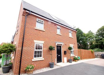 Thumbnail 2 bed end terrace house for sale in Old Oak Close, Wymondham