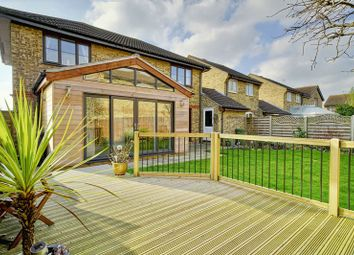 Thumbnail 4 bed detached house for sale in Carisbrooke Way, Eynesbury, St. Neots