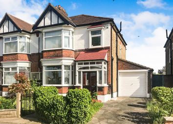 Thumbnail 3 bed semi-detached house for sale in Wanstead Lane, Ilford
