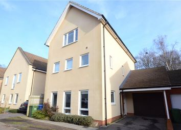 Thumbnail 4 bed detached house for sale in Lysander Drive, Bracknell, Berkshire
