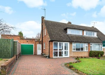 Thumbnail 2 bed semi-detached bungalow for sale in Harkness Way, Hitchin